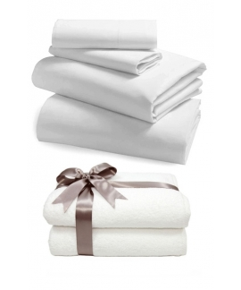 King Bed Sheet Option Spic N Span Cleaning Linen Rentals